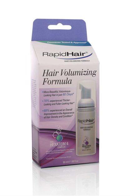 RapidHair hair volumizing formula